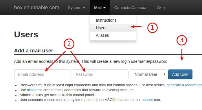 Reference Image: Adding New Email Account