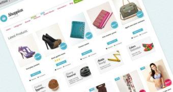 Screenshot - Shoppica, the best opencart theme.